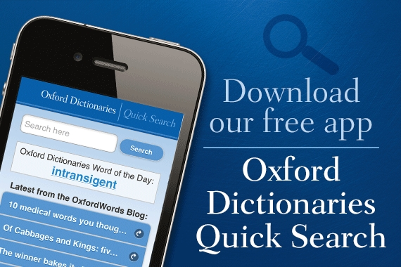 Oxford Dictionaries Quick Search app | Oxford Dictionaries API blog