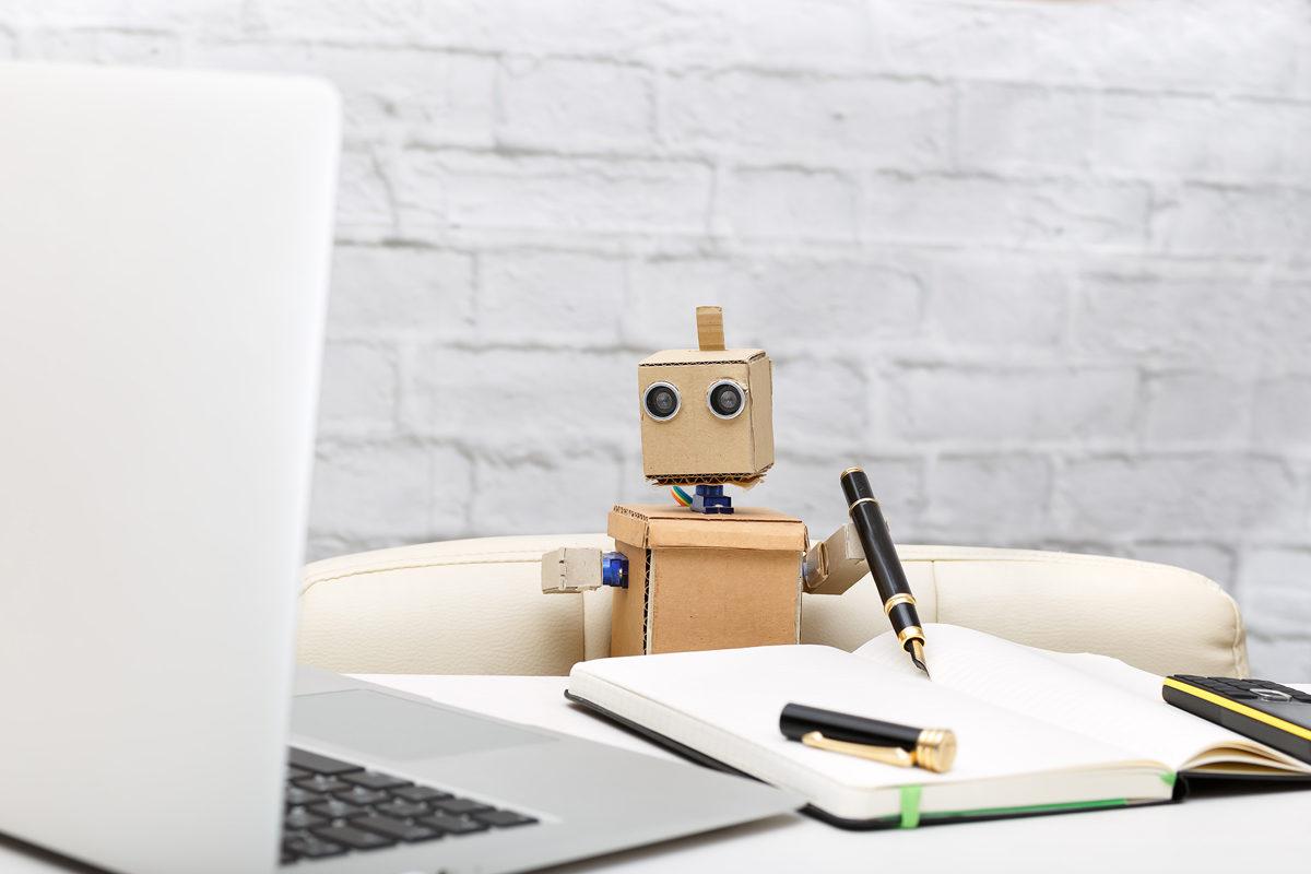 robot poet